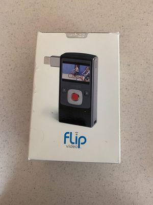 Ultra HD Flip Video Camera for Sale in Huntington Beach, CA