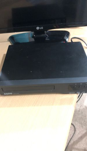 DVD player Sanyo for Sale in Irwindale, CA
