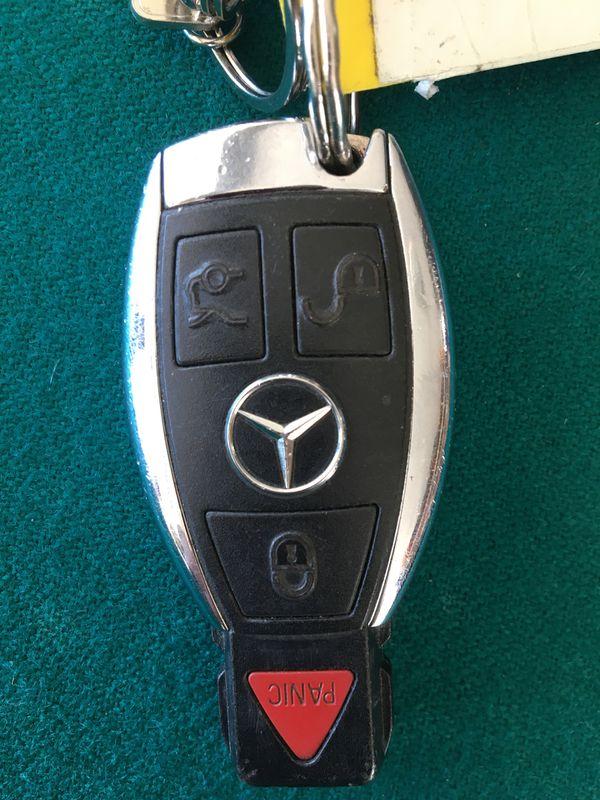Extra key not programmed for Mercedes Benz E3 50