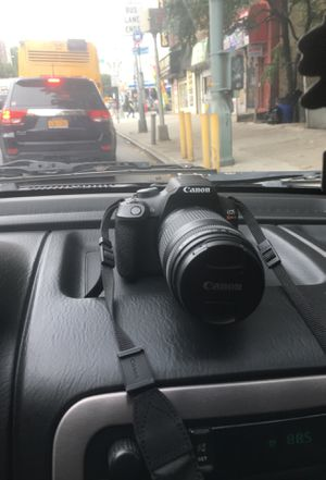 Canon eos rebel t6 for Sale in The Bronx, NY