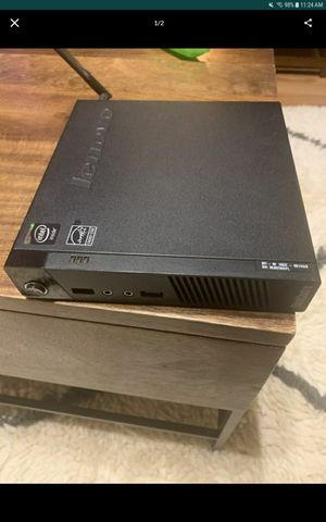 Sell by 1pm- Lenovo ThinkCentre M53 for Sale in Long Beach, CA
