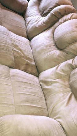 Reclining Sofa for Sale in Katy,  TX