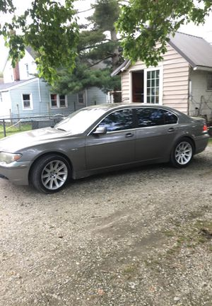 2004 BMW 745 LI for Sale in Seaford, DE