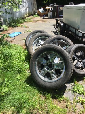 Used, 20 for sale  rims for f150 for Sale
