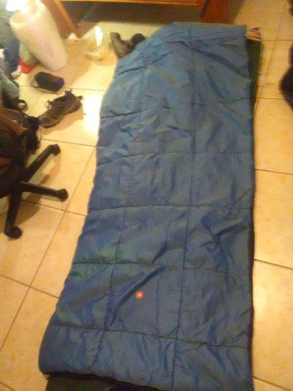 Swiss gear sleeping bag