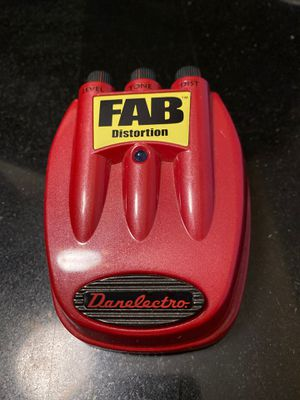 Danelectro Distortion Effect Pedal for Sale in Las Vegas, NV