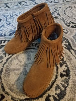 Minnetonka Moccasin Booties for Sale in Columbus, OH