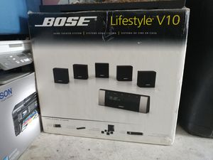 Bose lifetime V10 for Sale in Port St. Lucie, FL