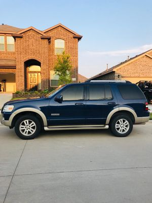 Ford Explorer Eddie Bauer for Sale in Irving, TX