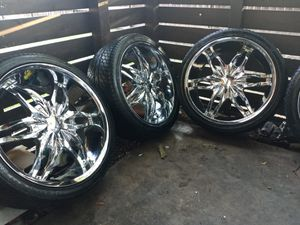 Rims 22 for Sale in Garland, TX