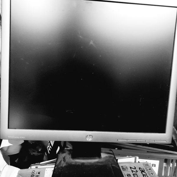 HP E190i Monitor