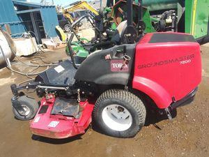 Toro ground master 7200 only 800 hours for Sale in Lodi, CA