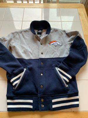 Boys Broncos Letterman Jacket for Sale in Bothell, WA