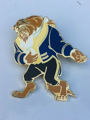 Disney Pin Beauty and the Beast Core Pin - Beast from 2002 for Sale in Dayton, OH