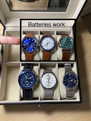Men's watches for Sale in Miami, FL