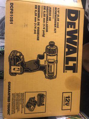 BRand new. Dewalt drill for Sale in Las Vegas, NV