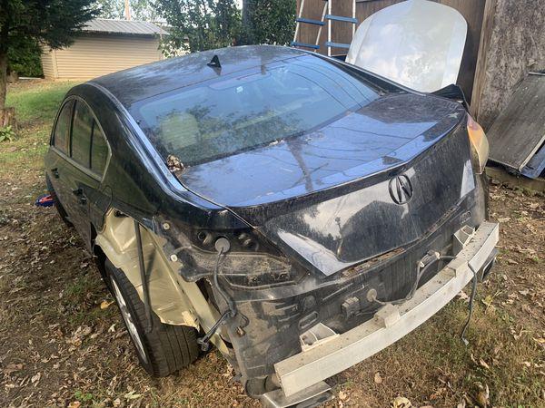Acura TL 2012 parts