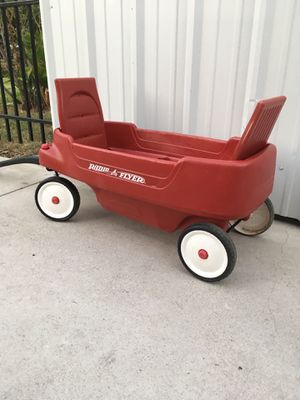 Radio flyer wagon for Sale in Dallas, TX