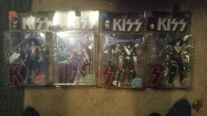 1994 collectable kiss action figures for Sale in Tualatin, OR