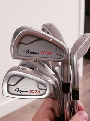Mizuno golf clubs irons 3-9 for Sale in Glendale, AZ