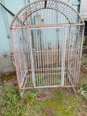 Huge Weathered Parrot Cage for Sale in Brush Prairie, WA