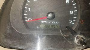 2007 Ford ranger 2.3 motor 5 speed manual transmission 48 k for Sale in Montclair, CA