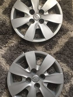 Hyundai Wheel Covers/caps for Sale in Melrose Park,  IL