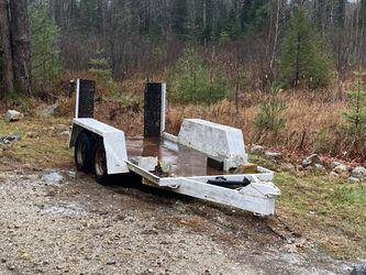 Bobcat Trailer for Sale in Gloucester,  MA