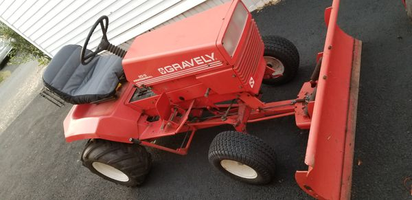 Used Gravely 20G Professional w/PTO