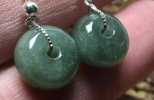 Burmese type A jadeite jade earring. Certified. for Sale in Fairfield, CA