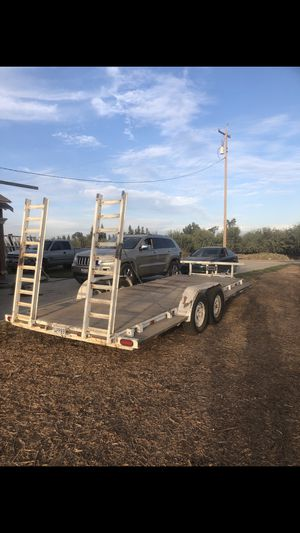 One car Trailer / good tires for Sale in Winton, CA