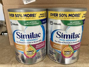 Similac Pro Advance Baby Formula for Sale in Chandler, AZ