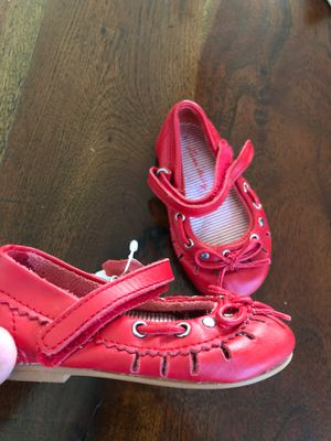 Lara Baby Leather Shoes for Sale in Elk Grove, CA