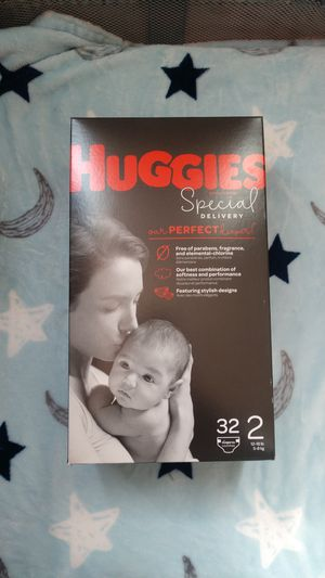New box of Huggies Special Delivery diapers for Sale in Chula Vista, CA
