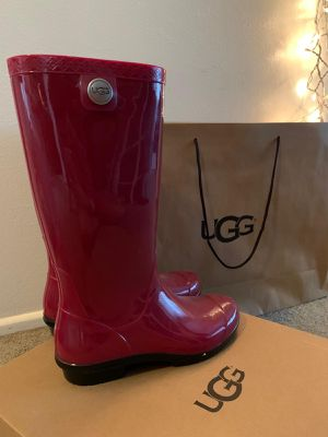 Ugg raining boots for Sale in Seattle, WA