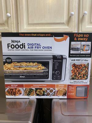 Air Fry Oven Ninja foodi for Sale in Tyler, TX