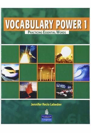 Vocabulary power 1 for Sale in Harrisonburg, VA