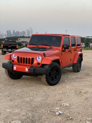 Jeep Wrangler for Sale in Grand Prairie, TX