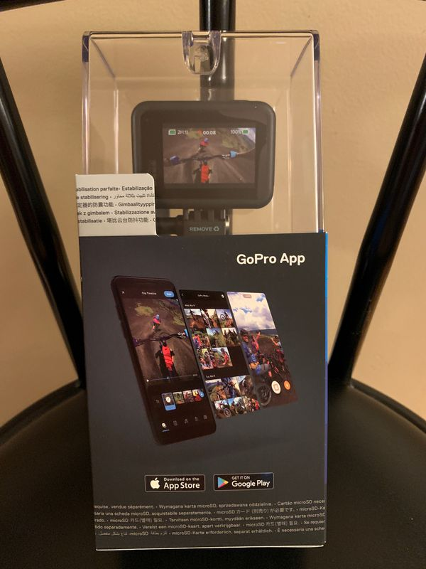 GoPro 8 Black - brand new