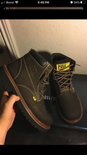 PMA WORK boots for Sale in Dallas, TX