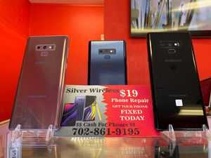 Note 9 $499 unlocked for any carrier for Sale in Las Vegas, NV