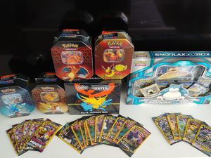 Pokemon Cards Hidden Fates Mega Lot for Sale in Los Angeles, CA