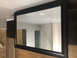 "Hanging Wall Framed Mirror - 41"" x 29"" for Sale in Whittier, CA"