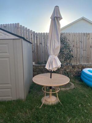 Nice outside patio furniture for Sale in Fort Worth, TX