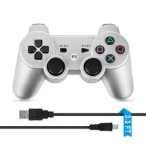 P3 Video Game Controller DUALSHOCK BLUETOOTH CECHZC2U WIRELESS CONTROLLER. Skull grey model. 0407 b2 08 for Sale in OH, US