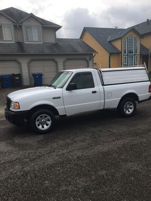 09 Ford Ford ranger 5 speed for Sale in Kent, WA