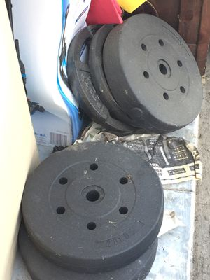 Weights for Sale in Columbia, MO