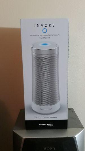 Harmon kardon Invoke with Cortana for Sale in Independence, MO