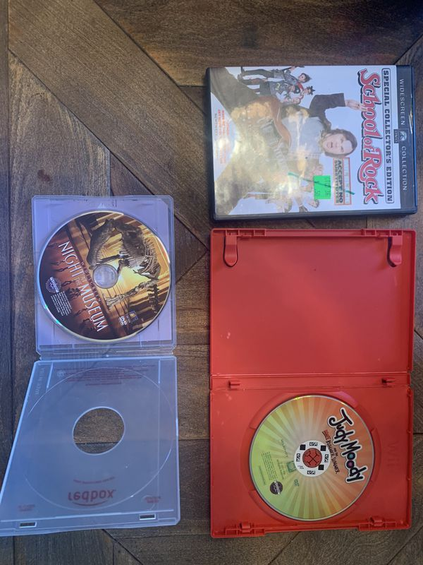 Disney DVDs and assorted kids movies