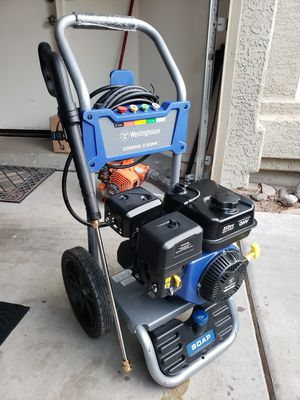 Westinghouse WPX3200 Pressure Washer for Sale in Phoenix, AZ